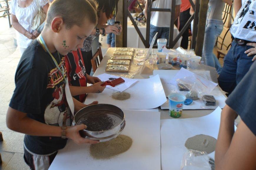 Криворожские ученые провели мастер-классы для маленьких криворожан (ФОТО), фото-9
