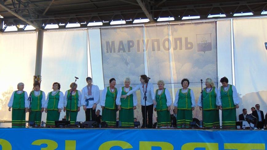 Мариупольцы наградили своих защитников в День рождения города(ФОТОРЕПОРТАЖ) (фото) - фото 10