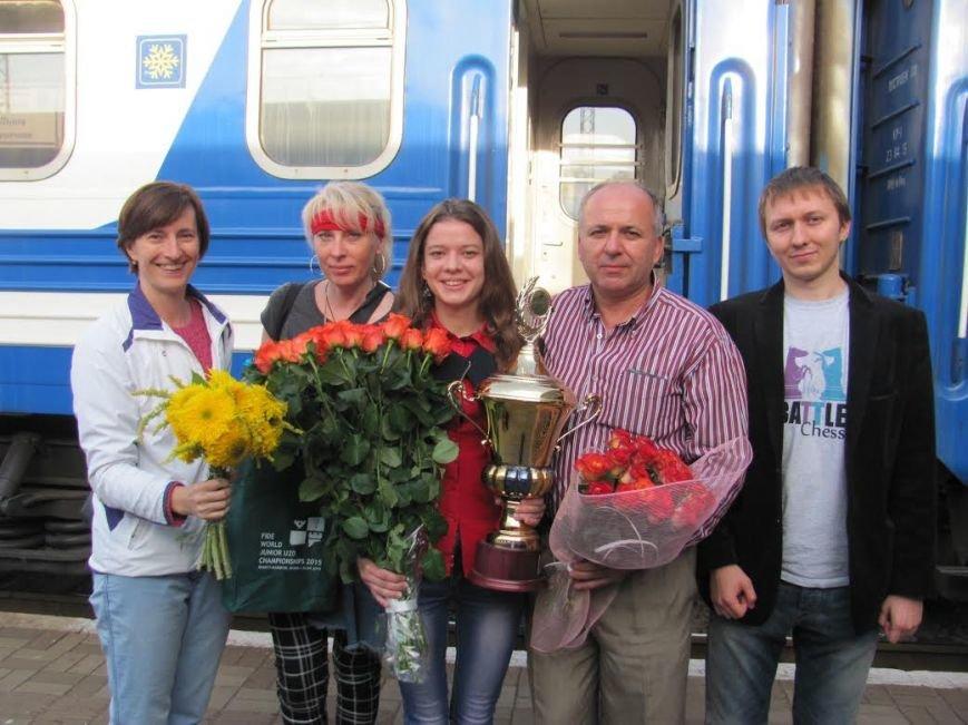 Львів'янка Наталія Букса стала чемпіонкою світу серед шахісток віком до 20 років (ФОТО) (фото) - фото 3