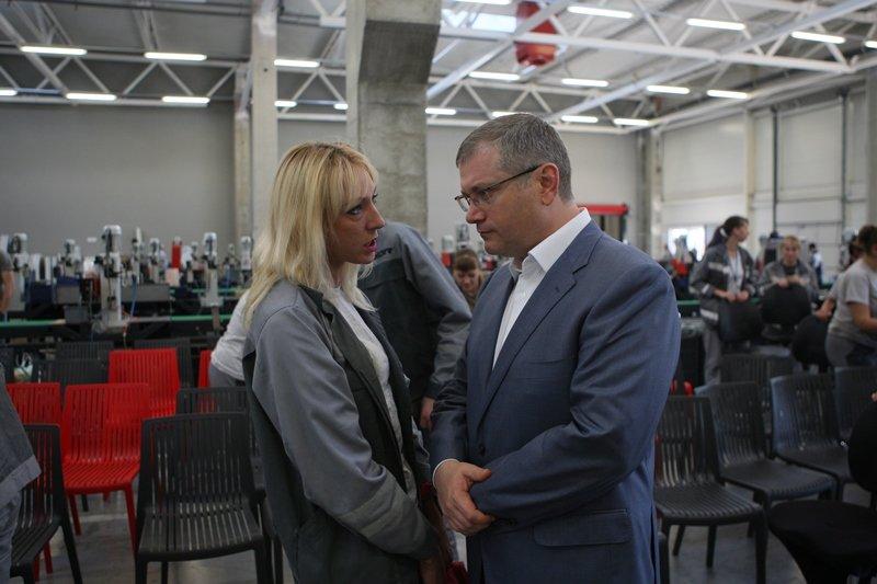 Одной из важнейших задач будущей городской власти является поддержка днепропетровских предприятий, - Вилкул (фото) - фото 1