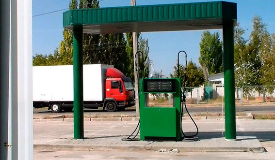 В Николаеве «накрыли» незаконную заправку (ФОТО) (фото) - фото 2