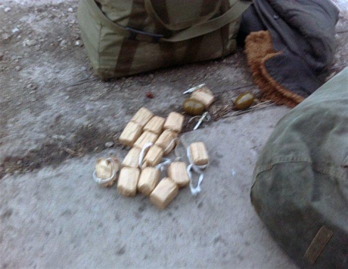 Правоохранителям удалось предотвратить пересечение Красноармейска оруженосцем «ЛНР» (фото) - фото 1