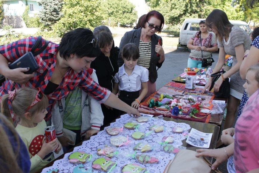В Доброполье прошла «Добрая ярмарка» (ФОТО), фото-7