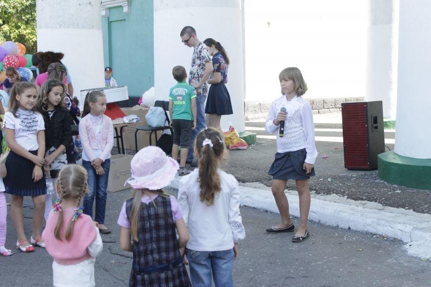 В Доброполье прошла «Добрая ярмарка» (ФОТО), фото-1