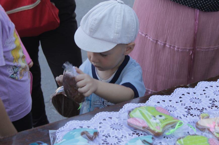 В Доброполье прошла «Добрая ярмарка» (ФОТО), фото-9