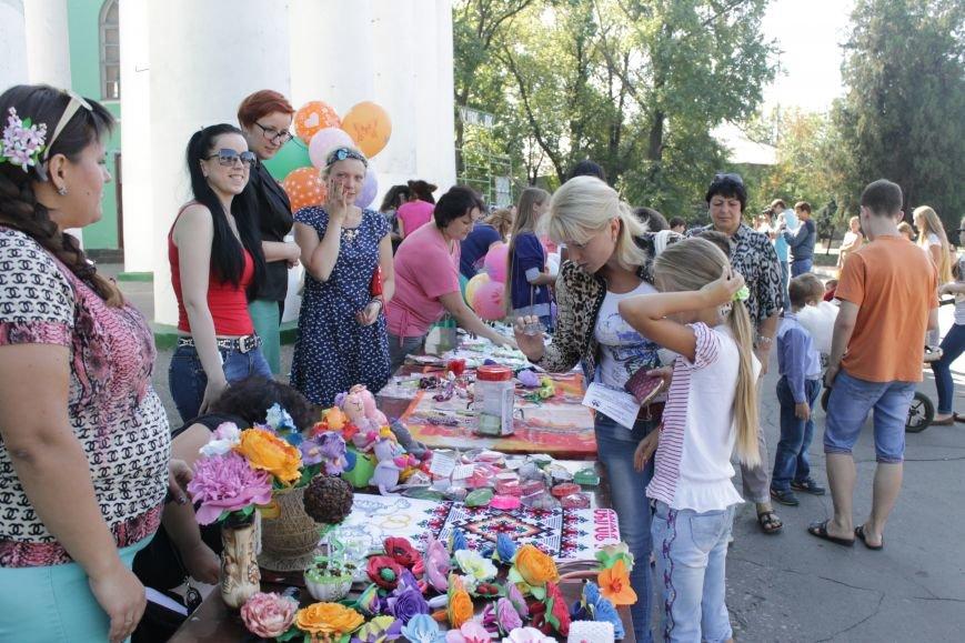 В Доброполье прошла «Добрая ярмарка» (ФОТО), фото-2