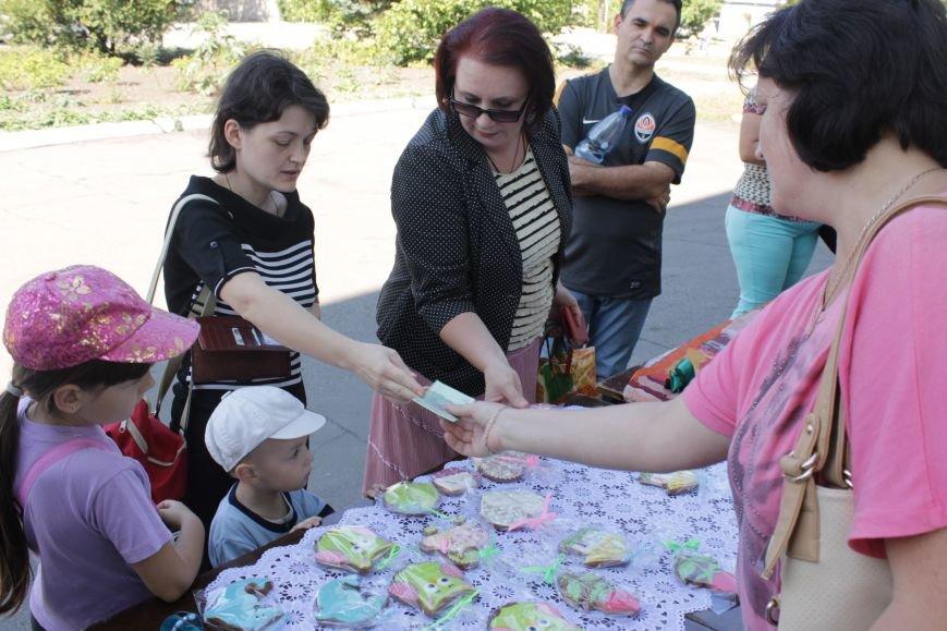 В Доброполье прошла «Добрая ярмарка» (ФОТО), фото-8