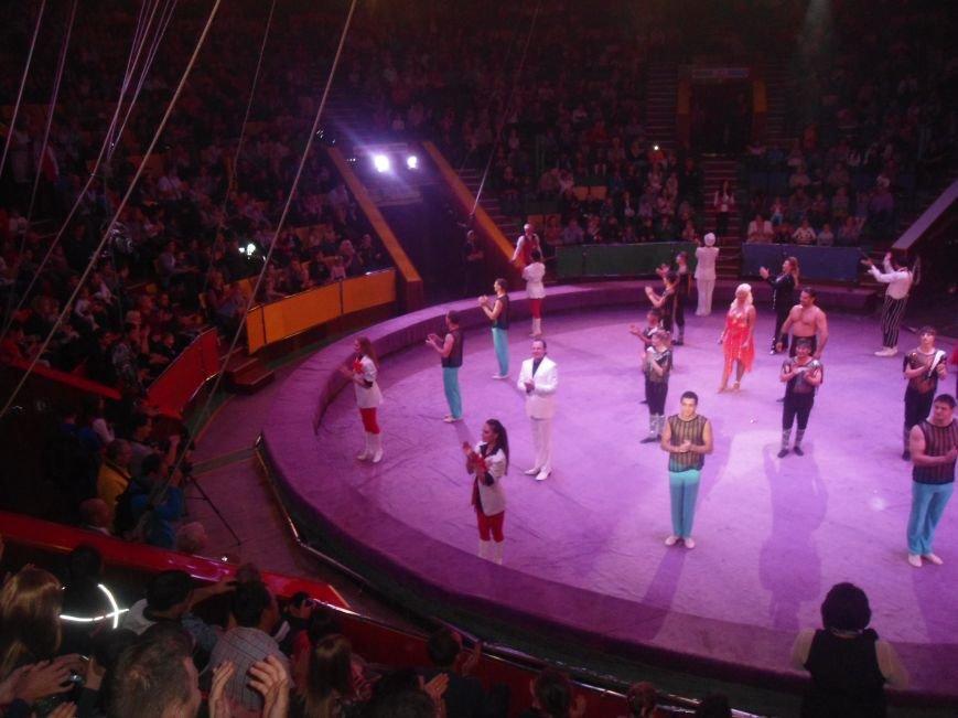 У Львівському цирку відбулась прем'єра міжнародної програми «Сузір'я цирків світу» (ФОТО) (фото) - фото 24