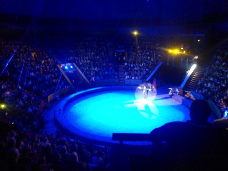 У Львівському цирку відбулась прем'єра міжнародної програми «Сузір'я цирків світу» (ФОТО) (фото) - фото 1