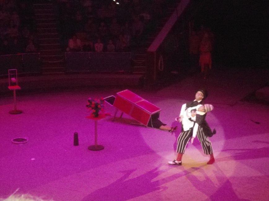 У Львівському цирку відбулась прем'єра міжнародної програми «Сузір'я цирків світу» (ФОТО) (фото) - фото 7