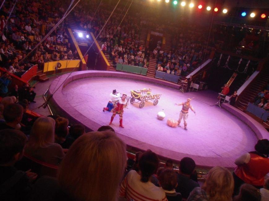 У Львівському цирку відбулась прем'єра міжнародної програми «Сузір'я цирків світу» (ФОТО) (фото) - фото 3