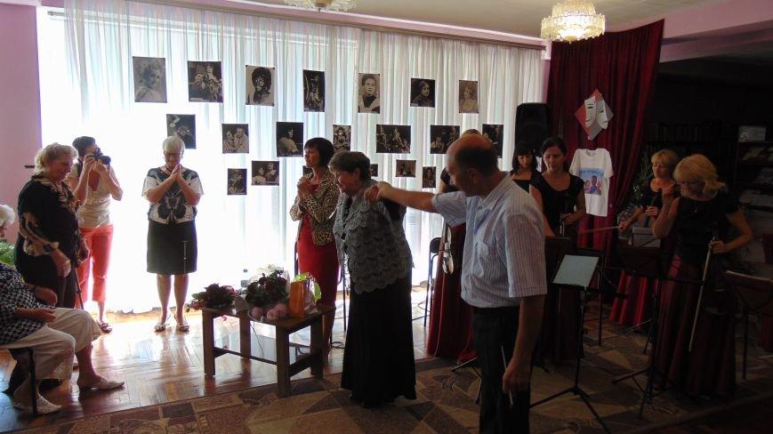 Состоялась творческая встреча народной артистки Украины Светланы Отченашенко с мариупольцами (ФОТОРЕПОРТАЖ) (фото) - фото 1