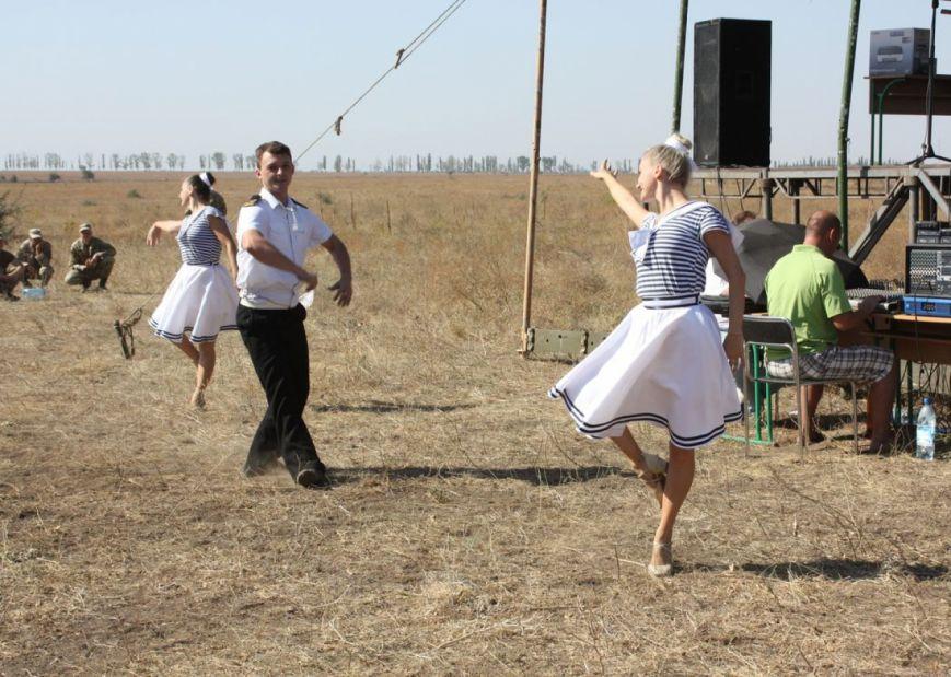 На николаевском полигоне чествовали бойцов 28-й одесской мехбригады (ФОТО) (фото) - фото 2