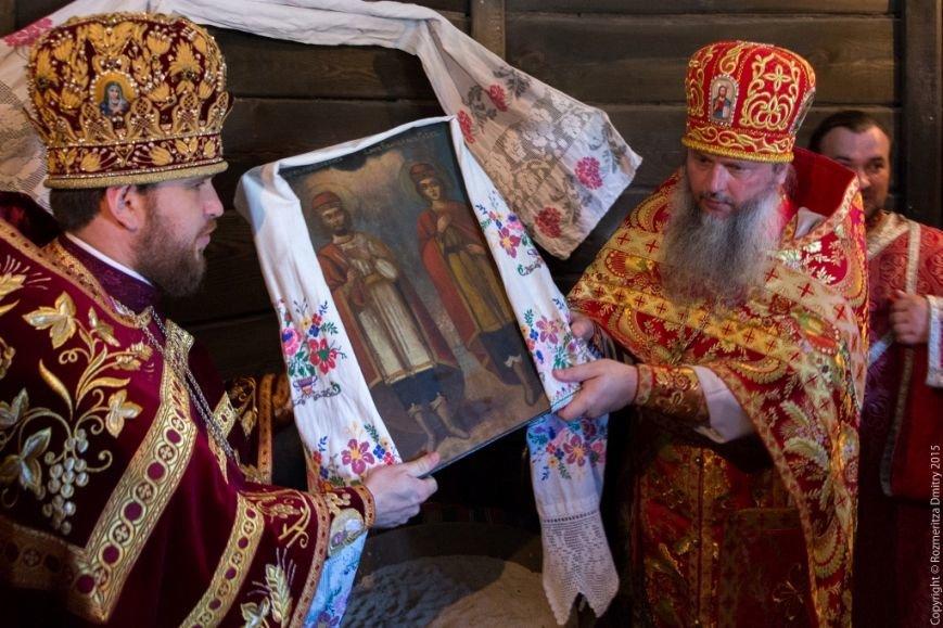 Филатов принял участие в праздничном молебне, приуроченном тысячелетию смерти и канонизации святых Бориса и Глеба, фото-3