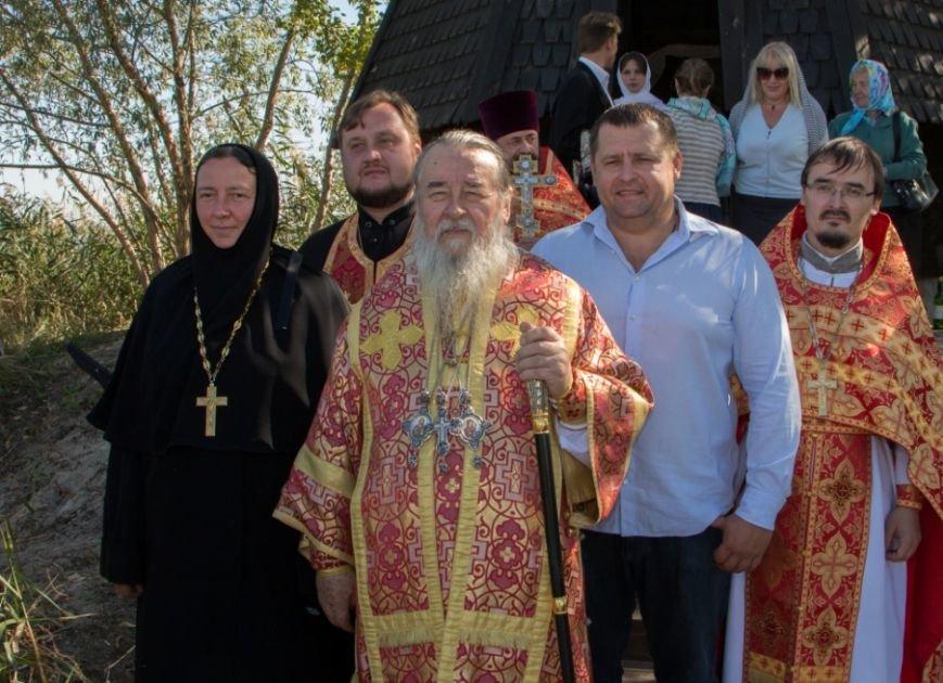 Филатов принял участие в праздничном молебне, приуроченном тысячелетию смерти и канонизации святых Бориса и Глеба, фото-4