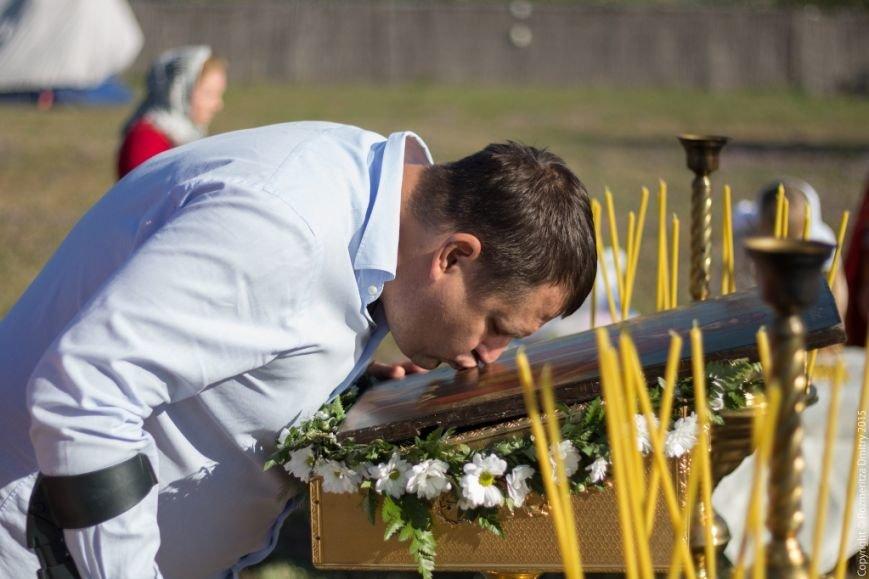 Филатов принял участие в праздничном молебне, приуроченном тысячелетию смерти и канонизации святых Бориса и Глеба, фото-2