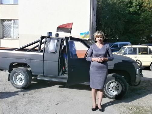З Прикарпаття у зону АТО відправили позашляховик для допомоги бійцям (ФОТО) (фото) - фото 1
