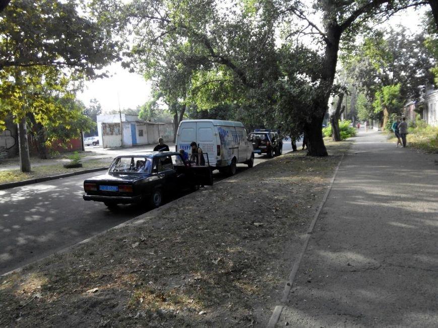В центре Николаева задержали вооруженных грабителей (ФОТО) (фото) - фото 1