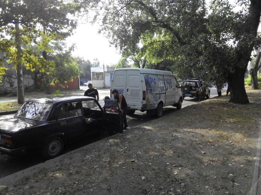 В центре Николаева задержали вооруженных грабителей (ФОТО) (фото) - фото 2