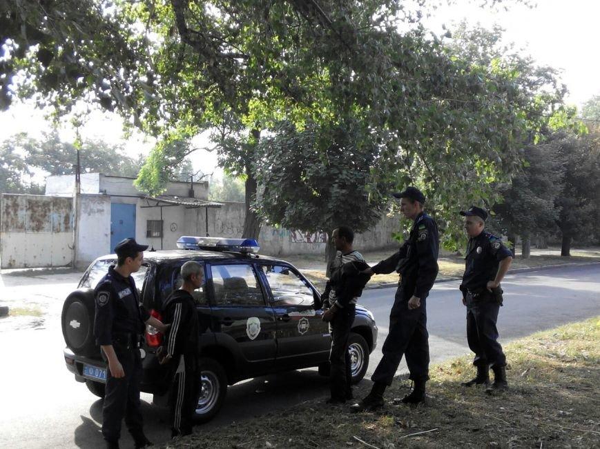 В центре Николаева задержали вооруженных грабителей (ФОТО) (фото) - фото 4