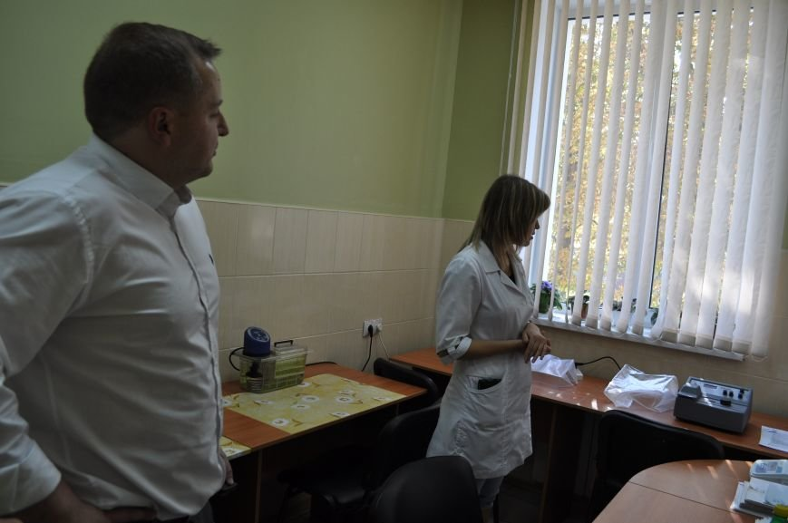 В Артемовской ЦРБ появилось новое оборудование, фото-1