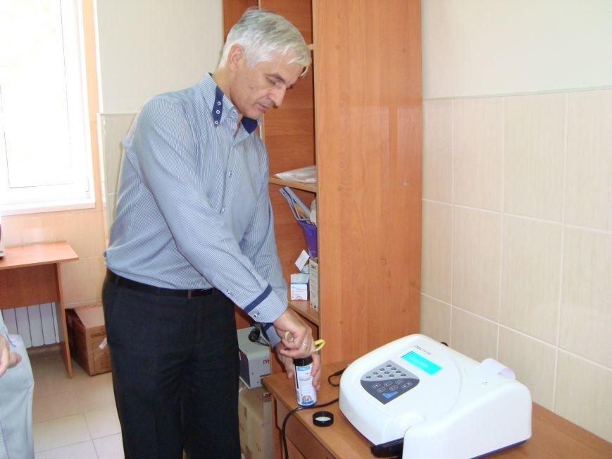 В Артемовской ЦРБ появилось новое оборудование (фото) - фото 1