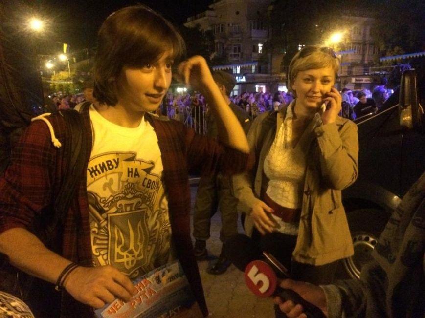 Участники «Червоной руты» признались, что боялись ехать в Мариуполь (ФОТО, ВИДЕО), фото-3