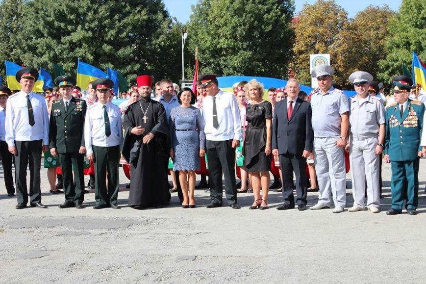 Кам`янець-Подільський військовий ліцей відзначив своє 15-річчя (Фото), фото-1