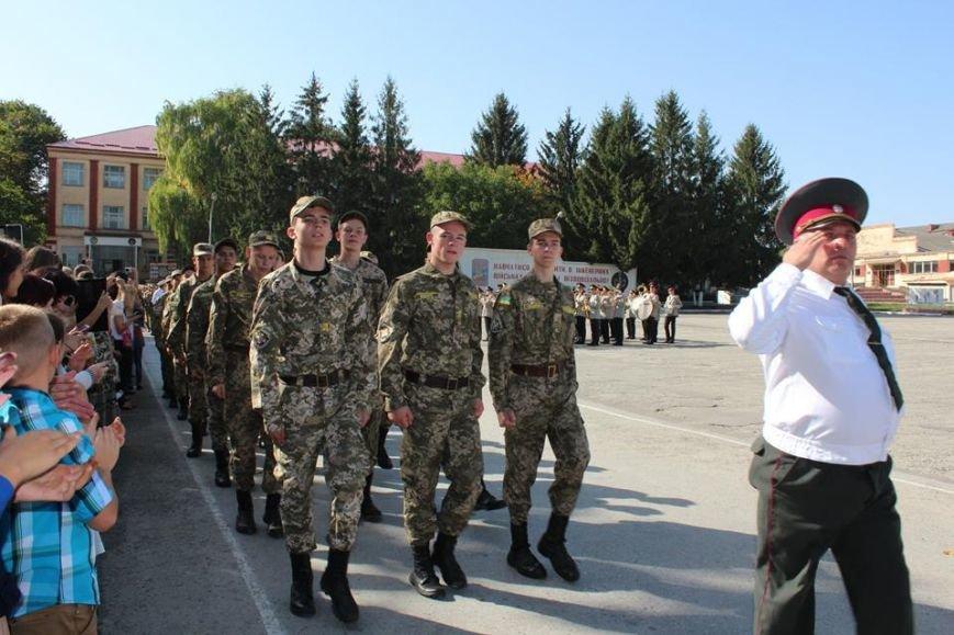 Кам`янець-Подільський військовий ліцей відзначив своє 15-річчя (Фото), фото-2