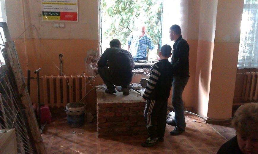 В городе Белицкое появится банкомат «Ощадбанка» (фото) - фото 1