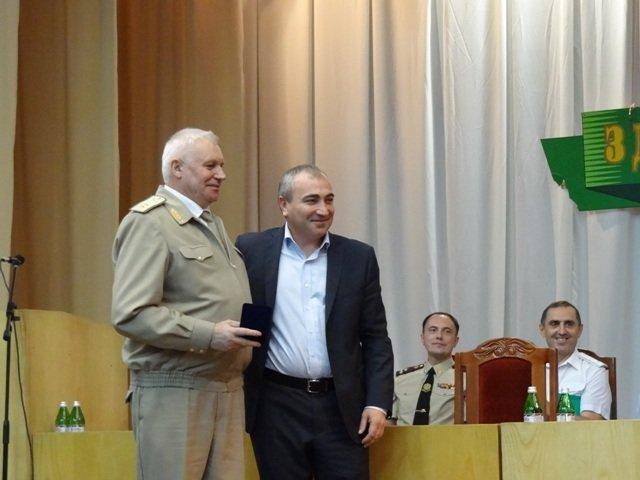 Рівненським лісівникам подякували за професіоналізм та патріотичну позицію (фото) - фото 1
