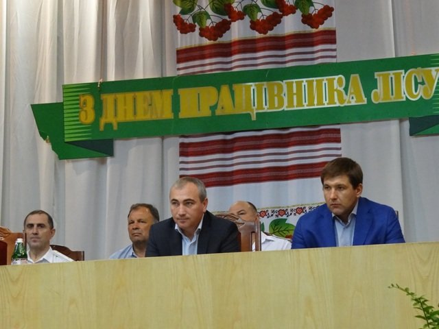 Рівненським лісівникам подякували за професіоналізм та патріотичну позицію (фото) - фото 2