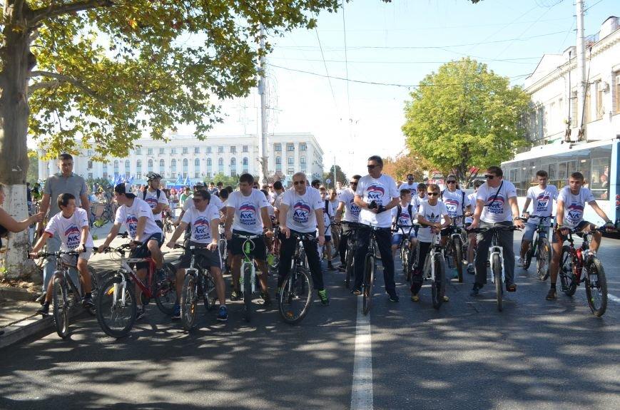 Глава горсовета Симферополя: «Без автомобиля хотя бы один день, но можно обойтись. За это столица скажет нам спасибо» (ФОТО, ВИДЕО) (фото) - фото 1