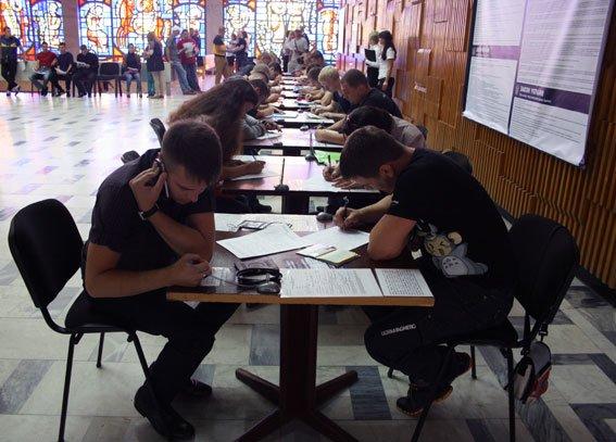 Новая полиция в Кременчуге: прием заявок стартовал (ФОТО) (фото) - фото 6