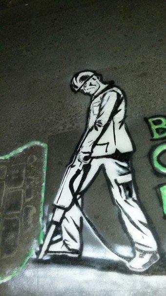 Сохранить колорит: в Одессе провели арт-акцию в защиту старинной брусчатки (ФОТО) (фото) - фото 2