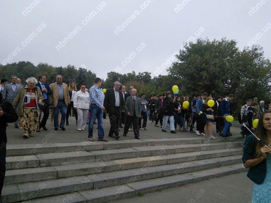 В центре Киева прошёл Марш Мира (ФОТО) (фото) - фото 5