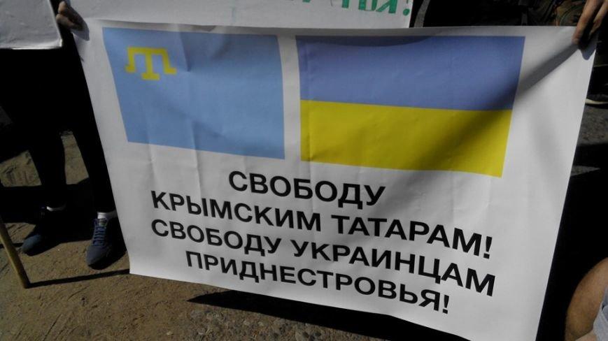 Одесситы заблокировали главную дорогу в Приднестровье (ФОТО), фото-4