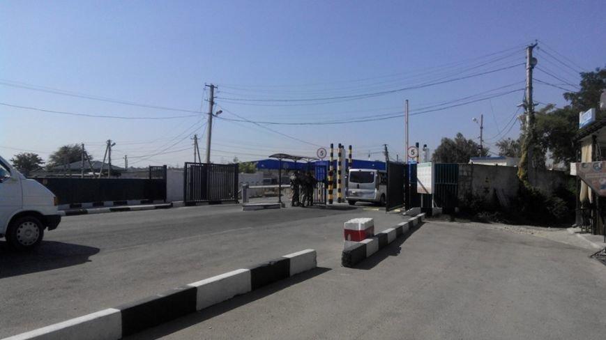 Одесситы заблокировали главную дорогу в Приднестровье (ФОТО), фото-2