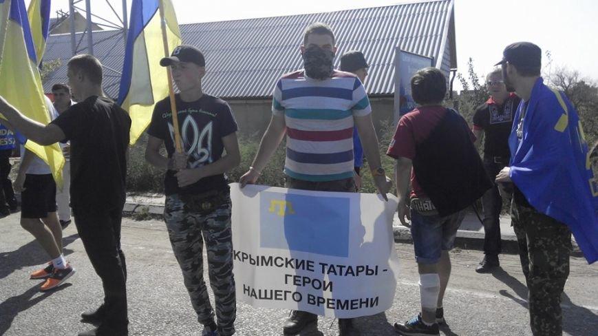 Одесситы заблокировали главную дорогу в Приднестровье (ФОТО), фото-7