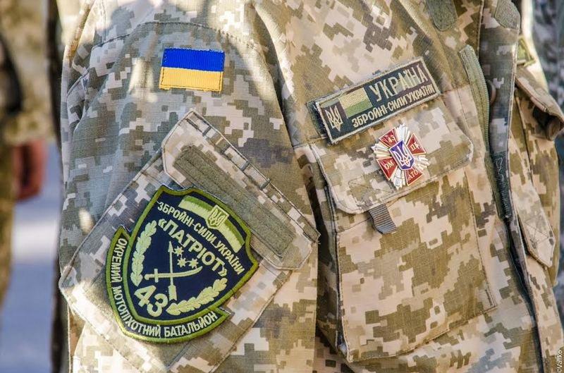 Домой вернулись бойцы знаменитого 43-го батальона (ФОТОРЕПОРТАЖ) (фото) - фото 10