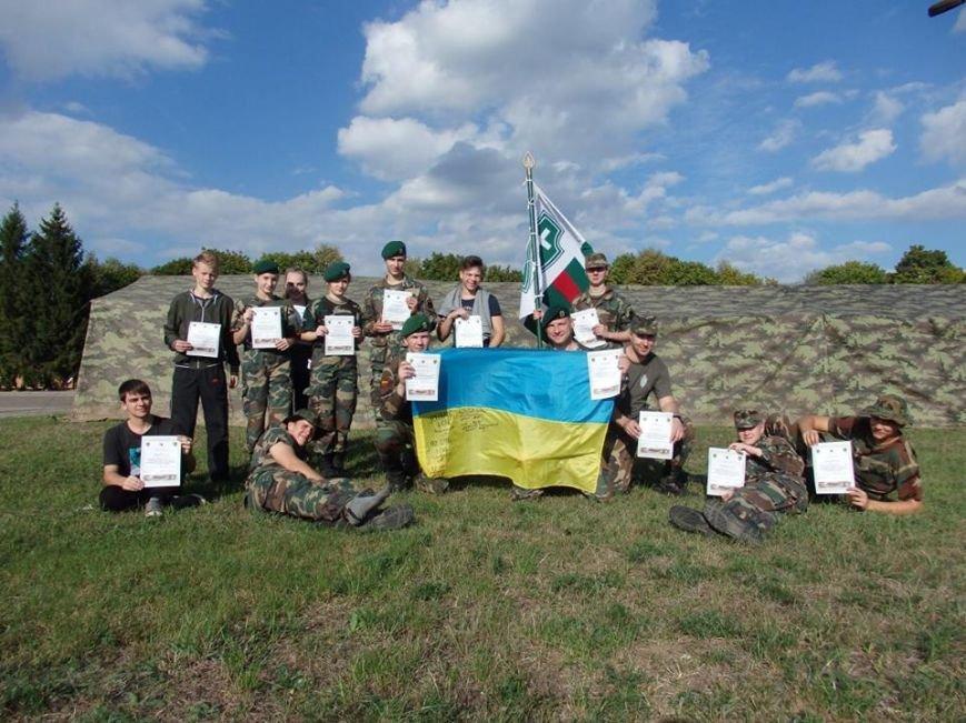 Украинский флаг поучаствовал в литовском походе (ФОТОРЕПОРТАЖ) (фото) - фото 3