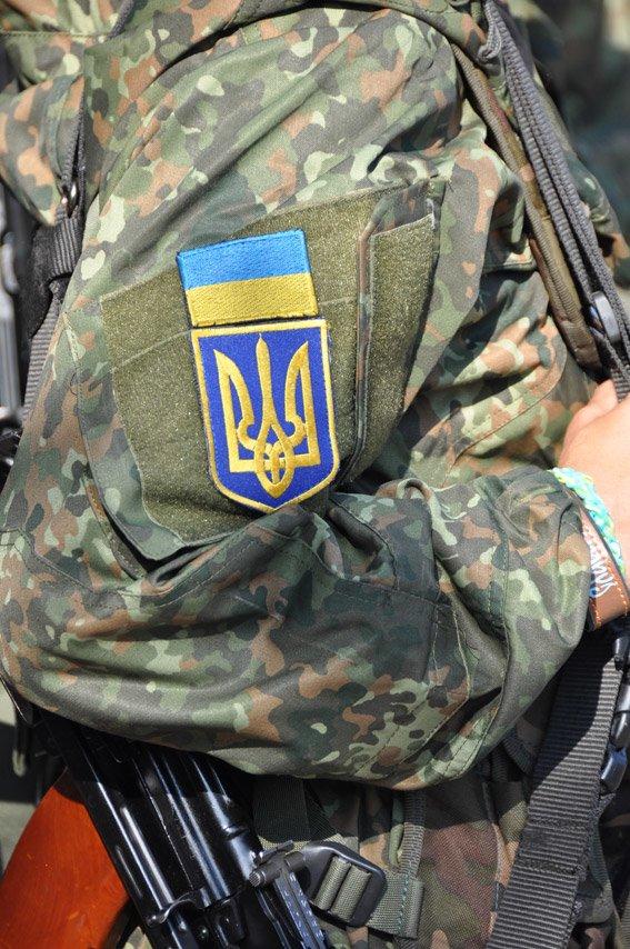 Николаевский спецназ уехал в АТО (ФОТО) (фото) - фото 1