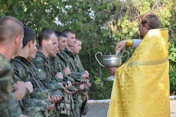 Николаевский спецназ уехал в АТО (ФОТО) (фото) - фото 4