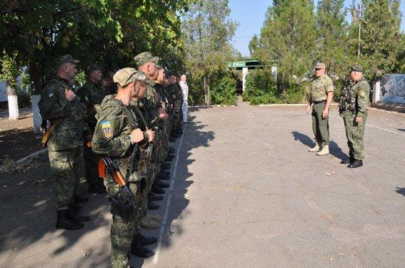 Николаевский спецназ уехал в АТО (ФОТО) (фото) - фото 6