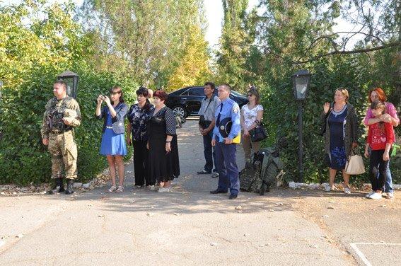 Николаевский спецназ уехал в АТО (ФОТО) (фото) - фото 2