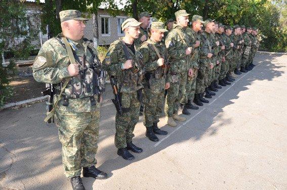 Николаевский спецназ уехал в АТО (ФОТО) (фото) - фото 3