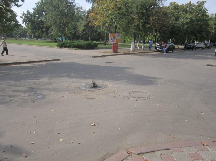 Особенности ремонтных работ на дорогах Славянска. ФОТОФАКТ (фото) - фото 1