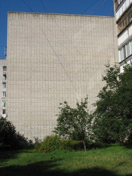 В Кременчуге на стене многоэтажки появился 12-метровый портрет девушки (фото) - фото 3