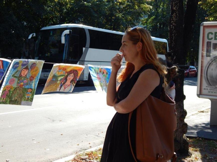 Как в Кременчугской воспитательной колонии День Мира отмечали (ФОТО) (фото) - фото 1