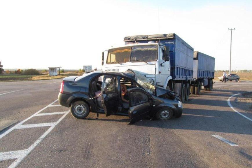В Белгородской области в ДТП с мотоблоком погибла женщина (фото) - фото 1